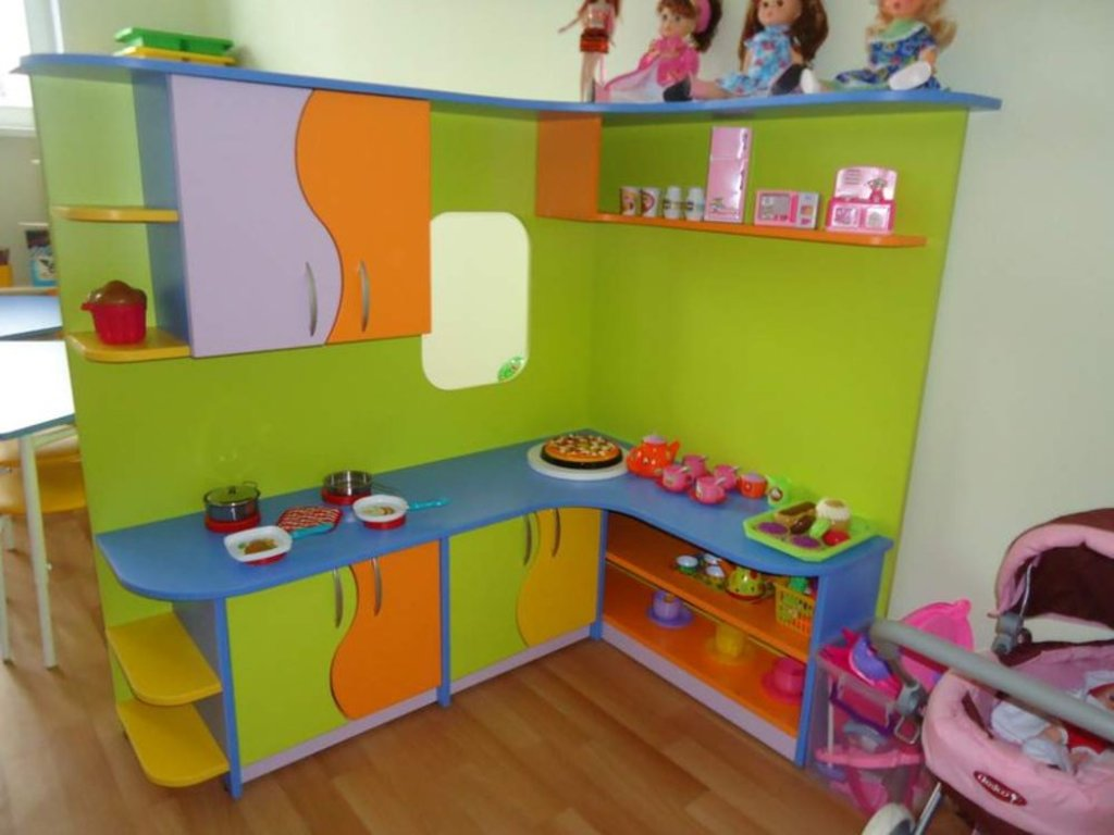 Мебель: Мебель для детского сада в Изготовление корпусной мебели, МебельНИК