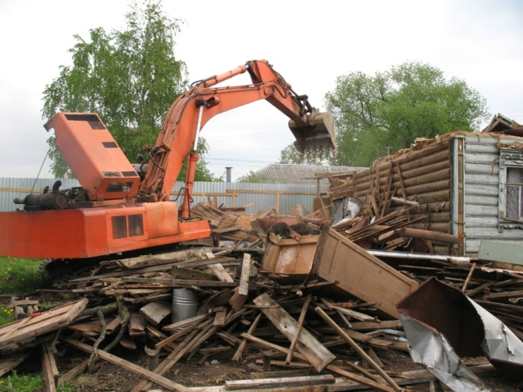 Строительные работы: Демонтаж зданий в А-профиль, капитальный ремонт и строительство