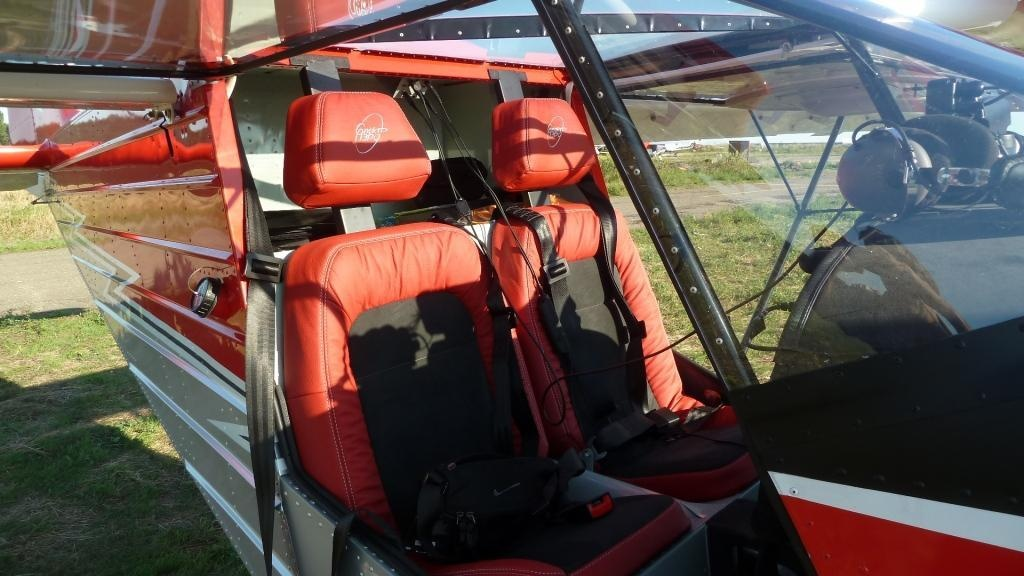 Перетяжка салона: Отделка салонов малой авиации: самолетов, вертолетов в SVM-Tuning