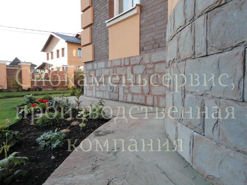 Облицовочные камни: Искусственный облицовочный камень в СИБКАМЕНЬ