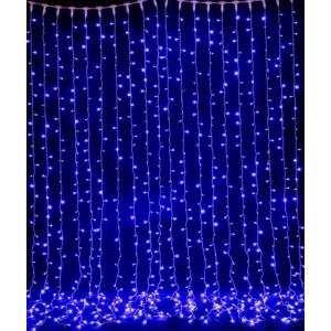 Искусственные композиции и гирлянды: Завес светодиодный в Инвеста