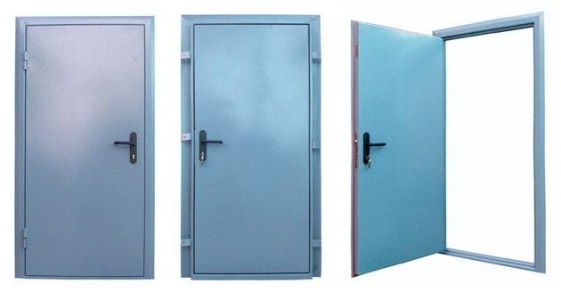 Противопожарные двери: Противопожарные двери в Уралметконструкция, ООО