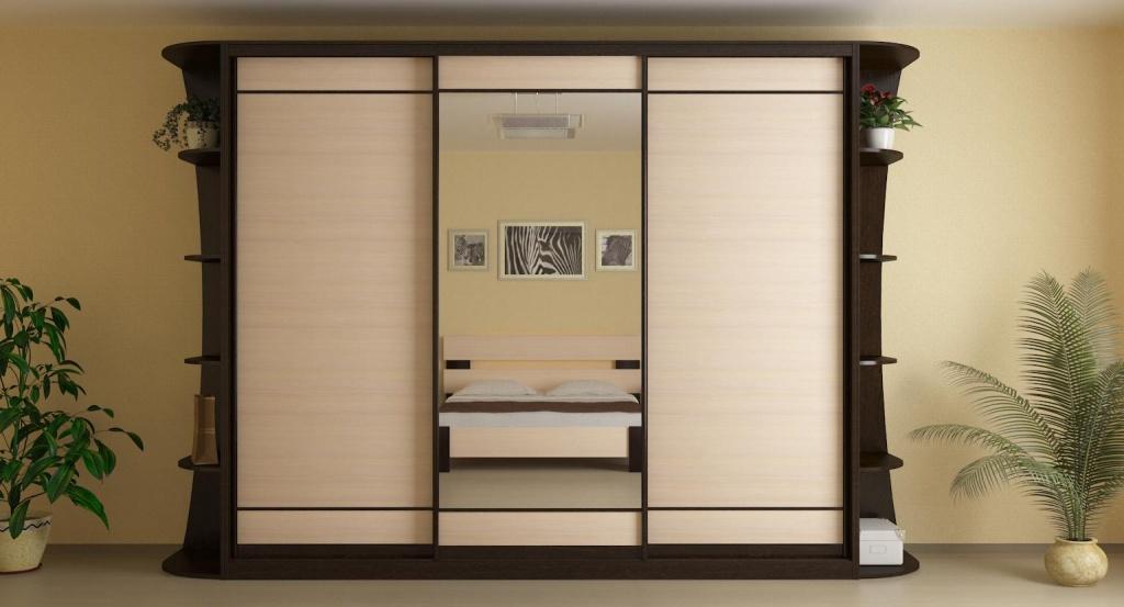 Шкафы, общие: Стандартный шкаф-купе 2500*450*2306 в Fourroom