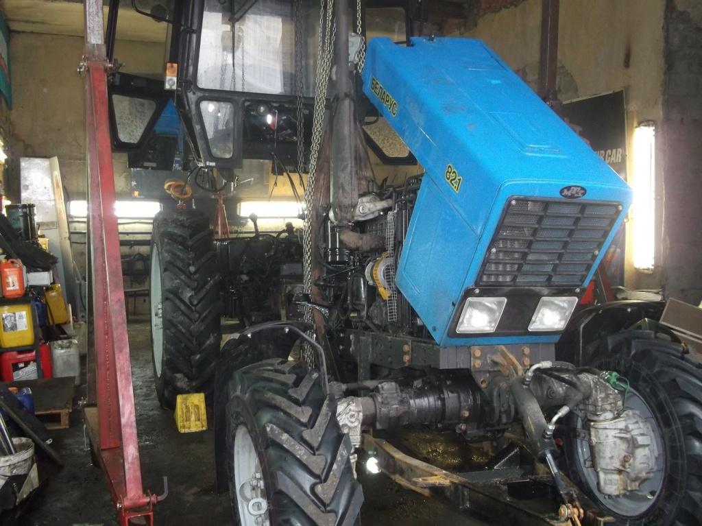 Ремонт и техническое обслуживание сельхозтехники: Ремонт сцепления МТЗ в Территория