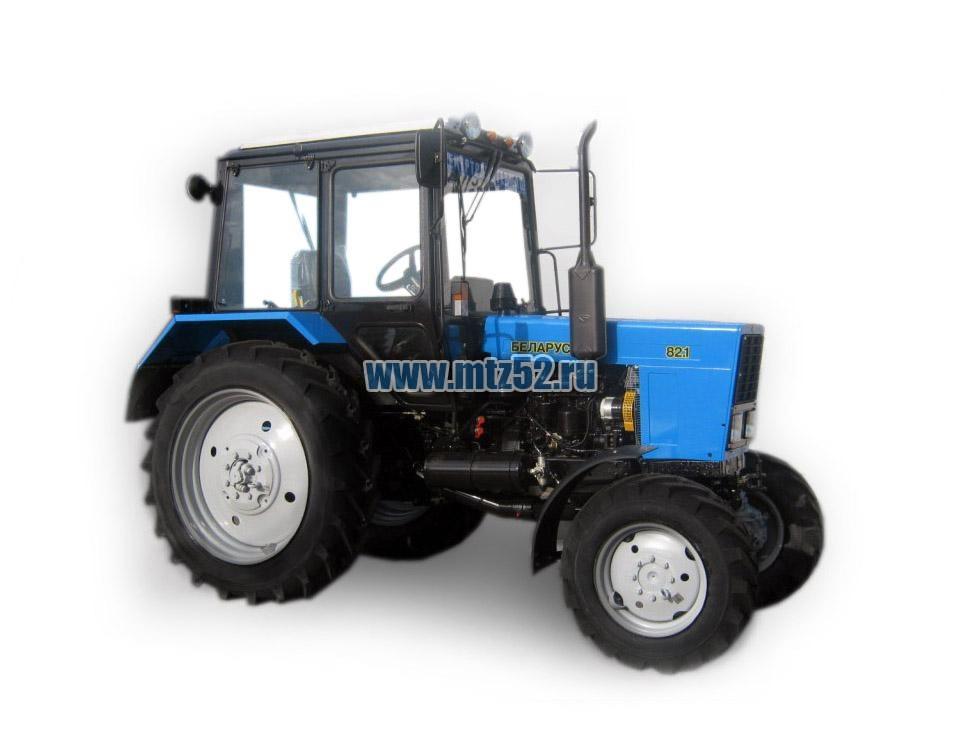 Тракторы: Трактор МТЗ - 82.1 (Беларус) в Территория