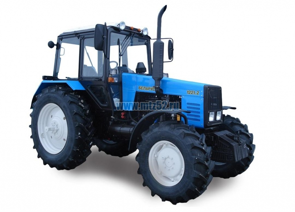 Тракторы: Трактор МТЗ - 1221.2 (Беларус) в Территория