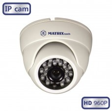 IP-камеры: MATRIX MT-DW960IP20 PoE в DOMOFFON