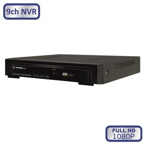 IP-Видеорегистраторы: MATRIX M-9IP Prime в DOMOFFON