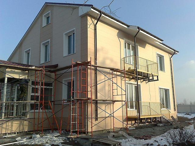 Каркасное домостроение в Мастер-Сервис