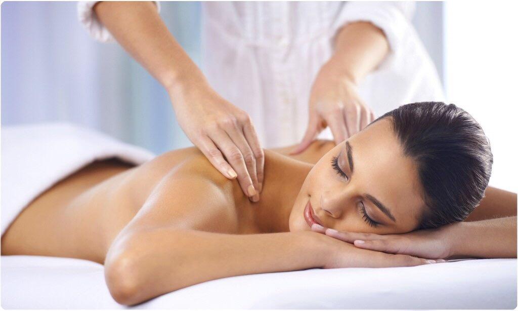 Общий массаж в Прима