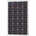 Монокристаллические солнечные панели: Солнечная батарея SilaSolar 100Вт 24В в Горизонт