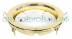 Светильники GX53, GX70: Основание GX53  H4 (H4 Золото) 85 в СВЕТОВОД