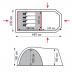 Палатки: Sol палатка Curoshio в Турин