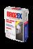 Сухие растворы и смеси: Кладочная смесь БЛОК KSB17 BROZEX,  25 кг в 100 пудов