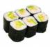 Мини-роллы: АВОКАДО в Формула суши