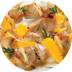 Горячие блюда: Куриный шашлычок с апельсоном в Обеды в офис Красноярск