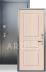 Входные Двери Аргус каталог: ДА-64 Сабина капучино в Двери в Тюмени, межкомнатные двери, входные двери