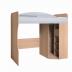 Детские и подростковые кровати: Кровать 7 чердак Калейдоскоп в Стильная мебель