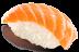 Суши: Суши лосось в КусОk