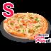 Пицца S, на двоих, 25см, 300-500г: Маргарита S в ВОЗЬМИ суши домОЙ