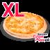 Пицца XL, много начинки, 30см, 700-900г: Маргарита XL в ВОЗЬМИ суши домОЙ