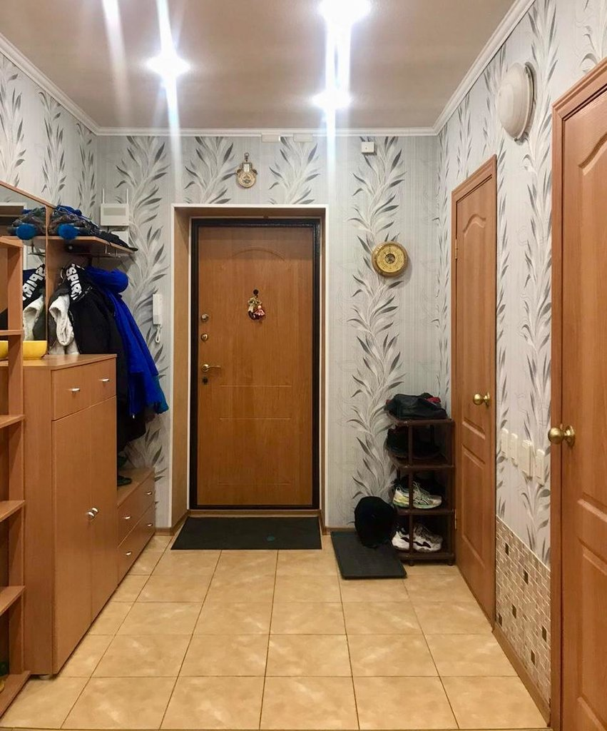 3-комн. квартира: 3-комнатная квартира улица Первомайская дом 38А в Перспектива, АН