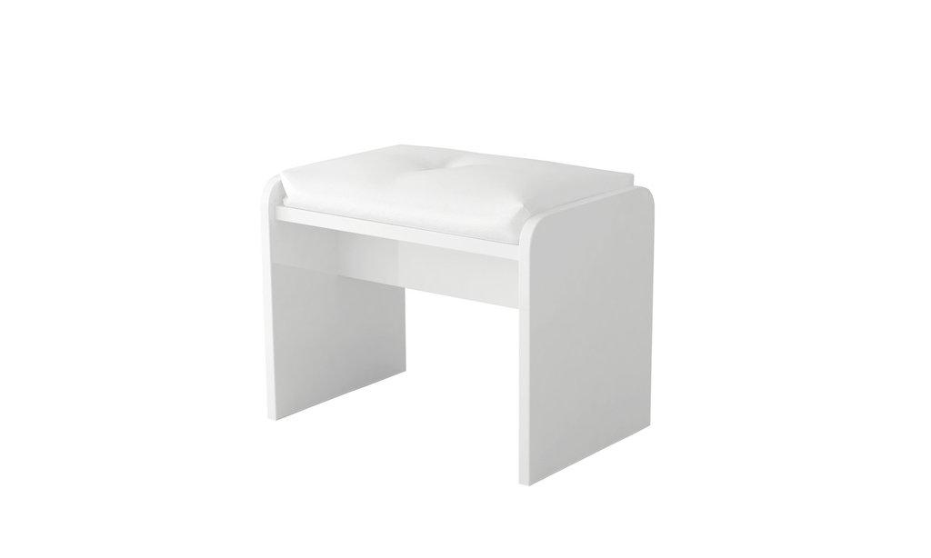 Банкетки и пуфики: Пуф Белла Вайт в Стильная мебель