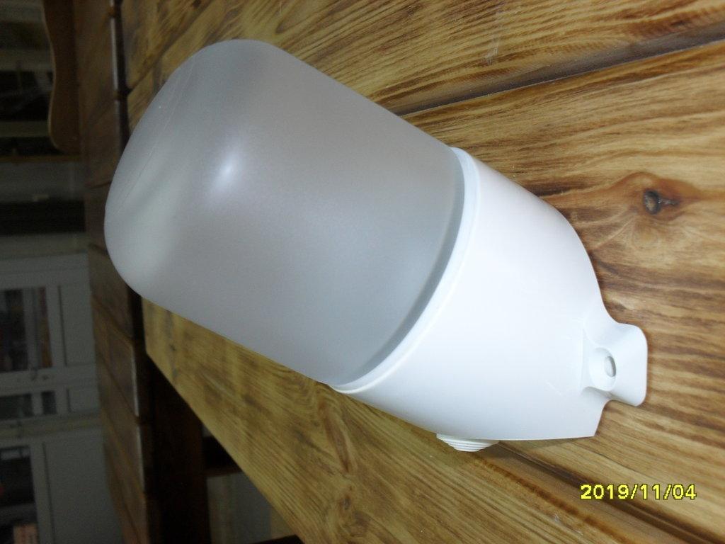 Светильники для бань и саун: светильник для бань  повышенной влажности (поликарбонат) в Погонаж