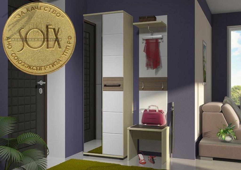 Мебель для прихожей Оскар - 9: Вешалка Оскар - 9 в Диван Плюс