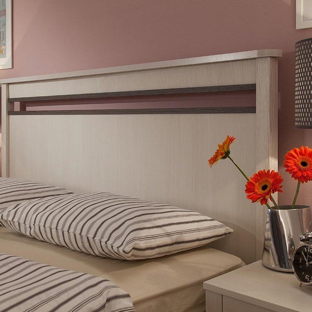Кровати: Кровать Бриз 31.2 (1800, мех. подъема) в Стильная мебель