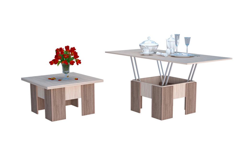 Журнальные и кофейные столики: Стол трансформер (Линаура) в Стильная мебель