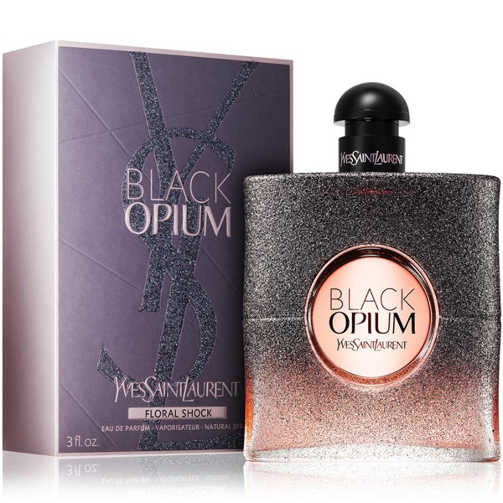 Yves Saint Laurent (Ив Сен-Лоран): Yves Saint Laurent Black Opium Floral Shock, 100ml в Мой флакон