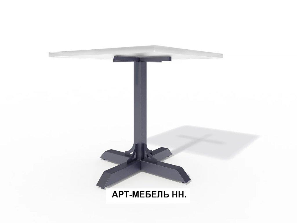 Подстолья для столов.: Подстолье 0.14 (чёрный) в АРТ-МЕБЕЛЬ НН