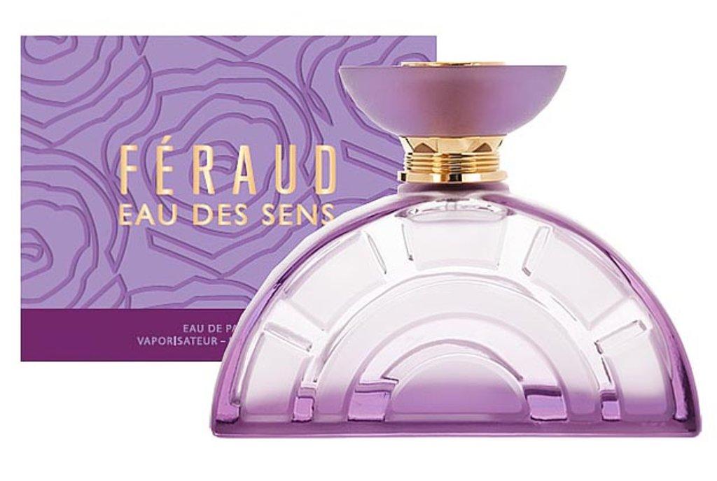 Женская парфюмерная вода Feraud: Louis Feraud Eau des Sens edp 30 | 50 | 75ml ТЕСТЕР в Элит-парфюм