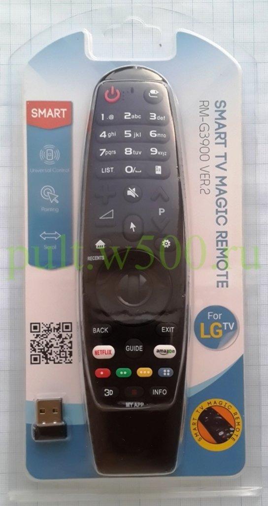 LG: Пульт LG RM-G3900 VER.2 ( Magic Motion для серии MR, корпус MR650A ) HUAYU в A-Центр Пульты ДУ