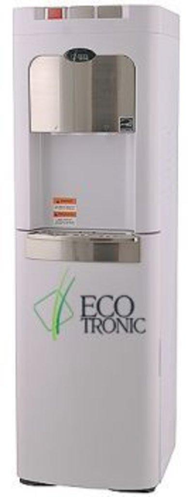 Кулеры для воды: Ecotronic C8-LX. Кулеры напольные с комперссорным охлаждением (с нижней загрузкой бутыли) в ЭкоВода
