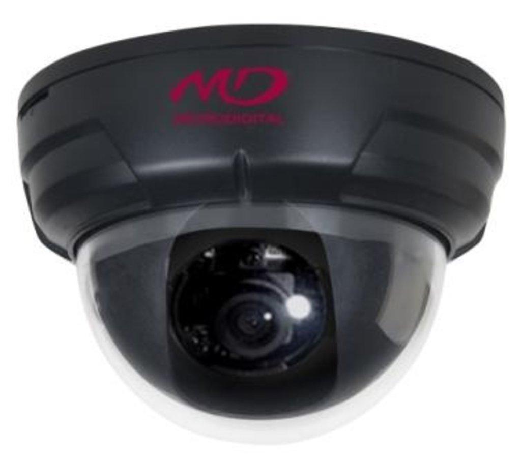 Аналоговые видеокамеры (AHD): MICRODIGITAL  MDC-7210F в Микровидео
