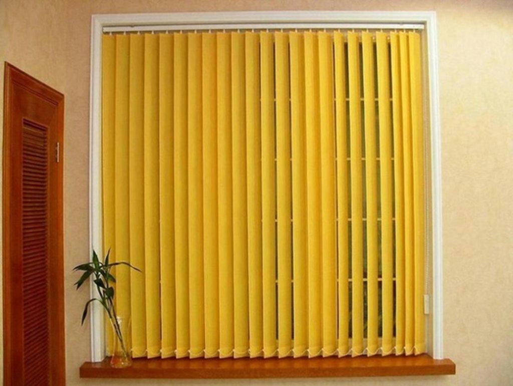 Жалюзи для окон и дверей: Жалюзи вертикальные в Балкон-Уют