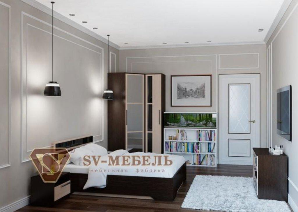 Мебель для спальни Эдем-2: Тумба прикроватная Эдем-2 в Диван Плюс