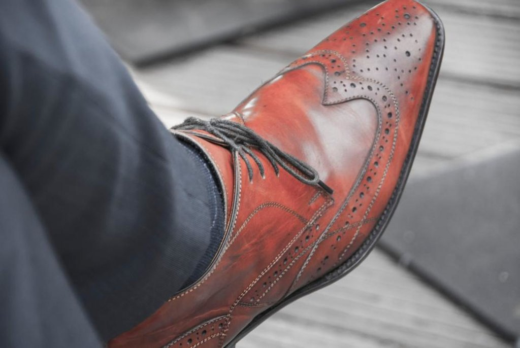 Химчистка: Обработка обуви в Инканто, итальянская химчистка