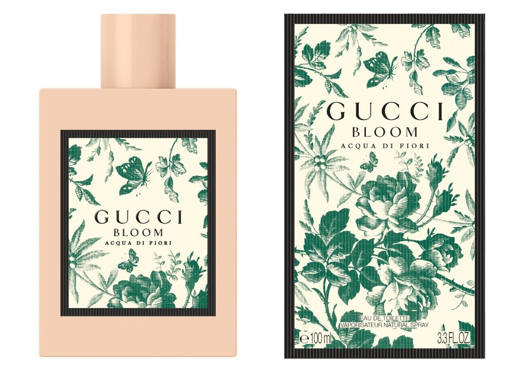 Gucci (Гуччи): Gucci Gucci Bloom Acqua Di Fiori edt 100ml в Мой флакон
