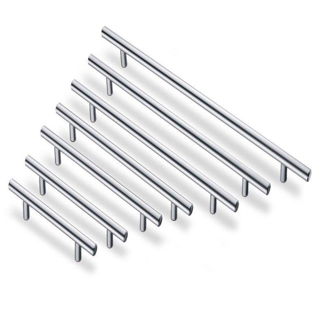 Комплектующие для мебели: Ручка-рейлинг в ВДМ, Все для мебели