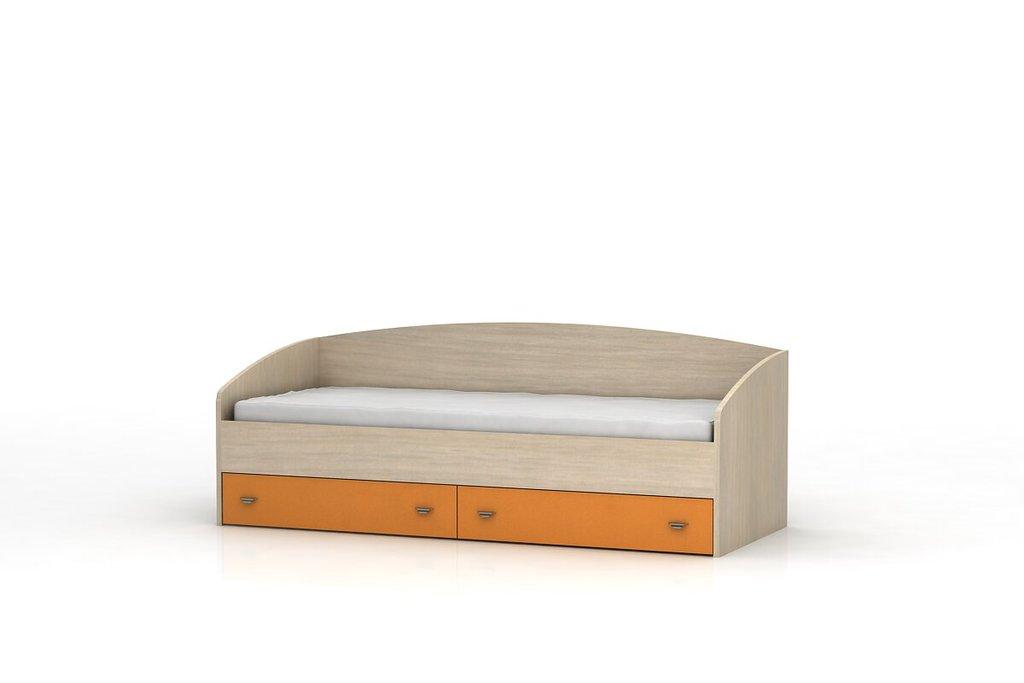 Детские и подростковые кровати: Кровать Денди ЛДСП в Стильная мебель