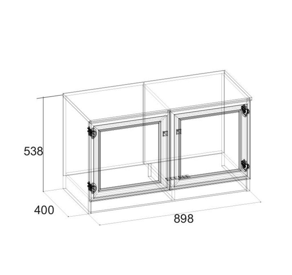 Этажерки и тумбы: Тумба PAOLA 88 в Стильная мебель