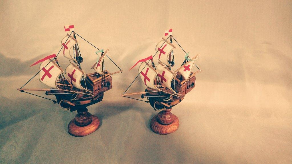 Модели кораблей: Модель каракки в Модели кораблей