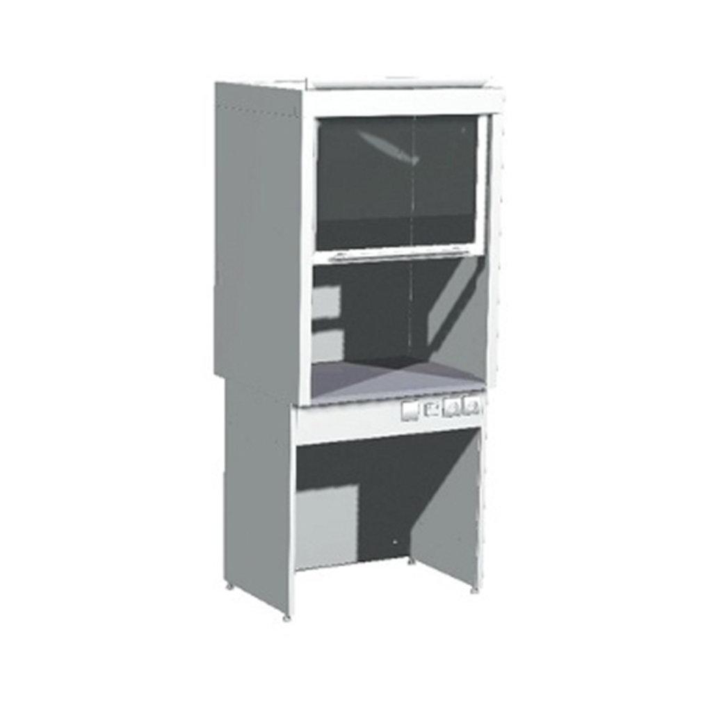 Шкафы вытяжные лабораторные: Шкаф вытяжной лабораторный ШВ-01-МСК (керамика) в Техномед, ООО