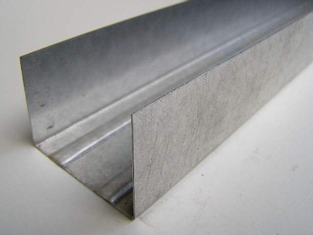Профиль гипсокартонный: Профиль ПН (50*40) L=3м в 100 пудов