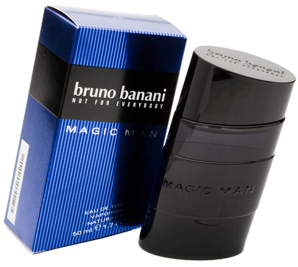 Bruno Banani: Bruno Banani Magic Man 50 | 75 мл в Элит-парфюм