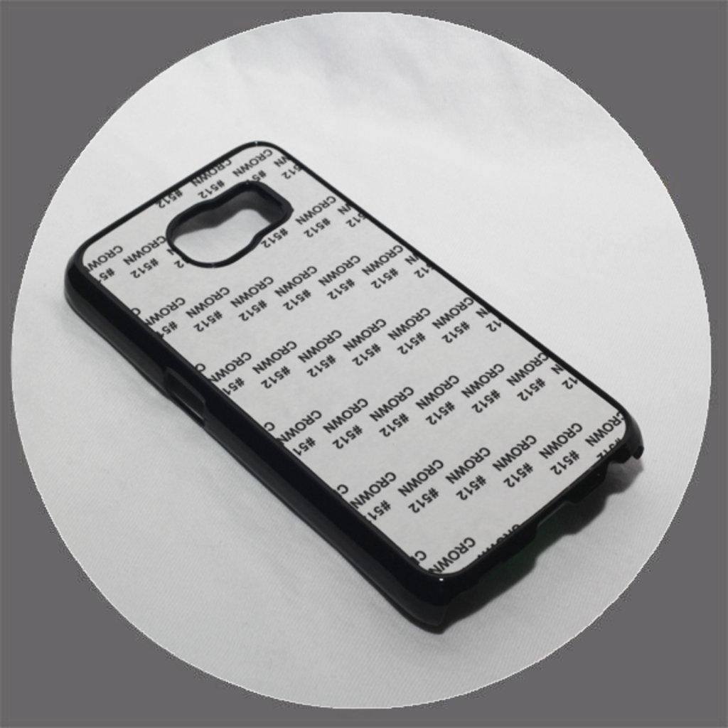 Samsung: Чехол для Samsung Galaxy S6 Черный пластиковый в NeoPlastic