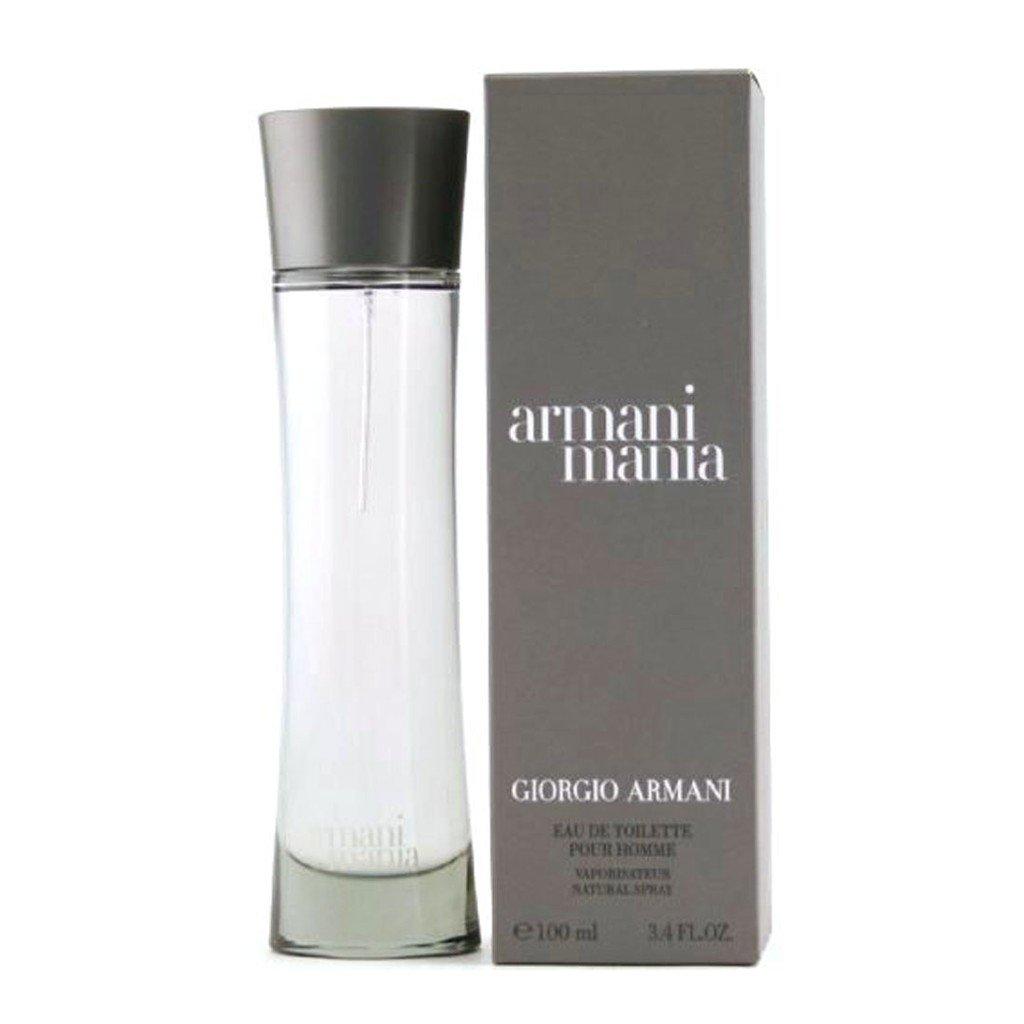 Giorgio Armani (Джорджио Армани): Giorgio Armani Armani Mania Pour Homme 125ml в Мой флакон